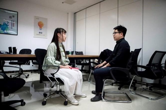 Startup Trung Quốc: chỉ tuyển gái xinh, cao trên 1m57 mát-xa cho lập trình viên nam, lương 1.000 USD ảnh 3