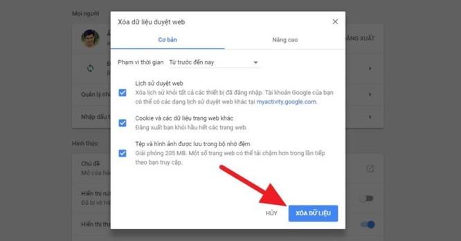 Hướng dẫn xử lý lỗi gõ tiếng Việt cực khó chịu trên thanh địa chỉ Google Chrome ảnh 3