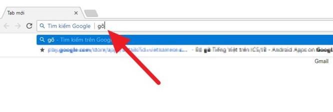 Hướng dẫn xử lý lỗi gõ tiếng Việt cực khó chịu trên thanh địa chỉ Google Chrome ảnh 4