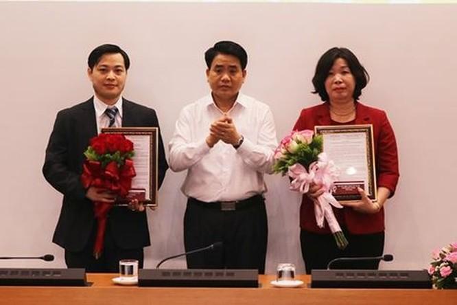 Hà Nội: Bổ nhiệm Phó Giám đốc Sở Khoa học và Công nghệ ảnh 1