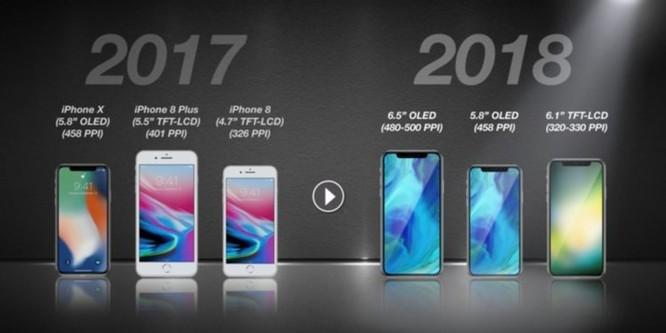 iPhone mới của Apple sẽ có giá khởi điểm 550 USD và dùng được 2 SIM 1 lúc ảnh 1