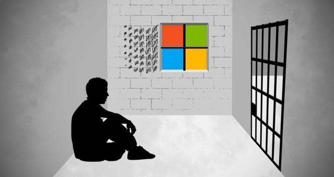 Microsoft đã bỏ tù người 'làm giả' phần mềm mà hãng... tặng miễn phí như thế nào? ảnh 1