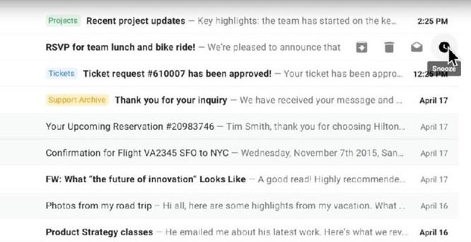 Khám phá những tính năng mới trên Gmail ảnh 2