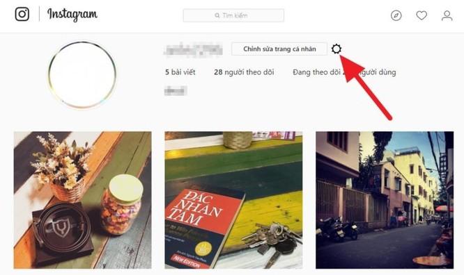 Cách tải dữ liệu trên Instagram về máy tính ảnh 2