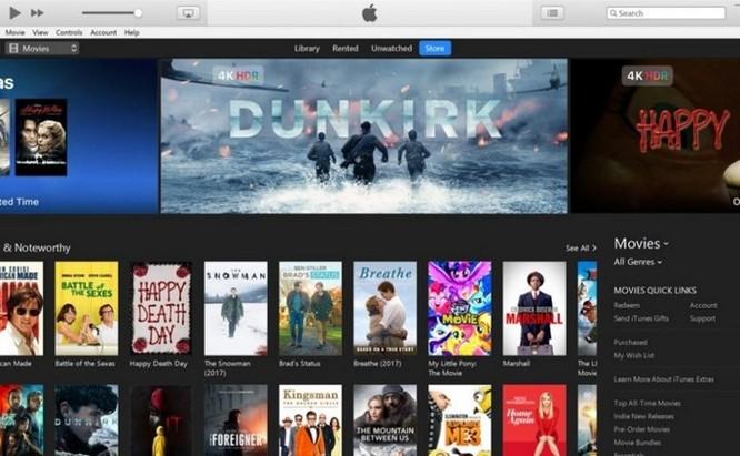 Kho nhạc số trực tuyến Apple iTunes đã chính thức có mặt trên Windows 10 ảnh 2