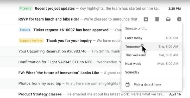Khám phá những tính năng mới trên Gmail ảnh 3