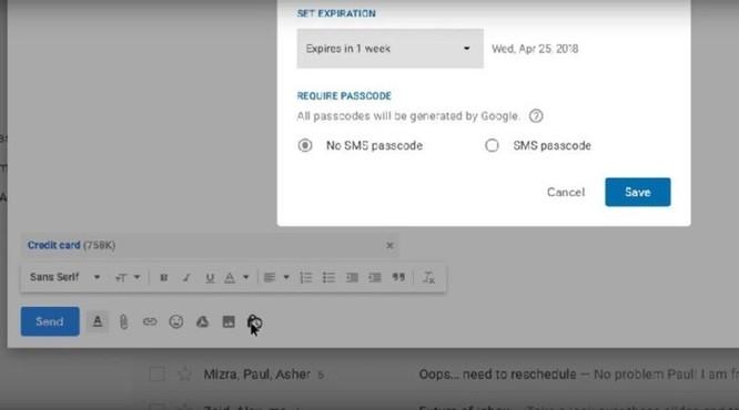 Khám phá những tính năng mới trên Gmail ảnh 7