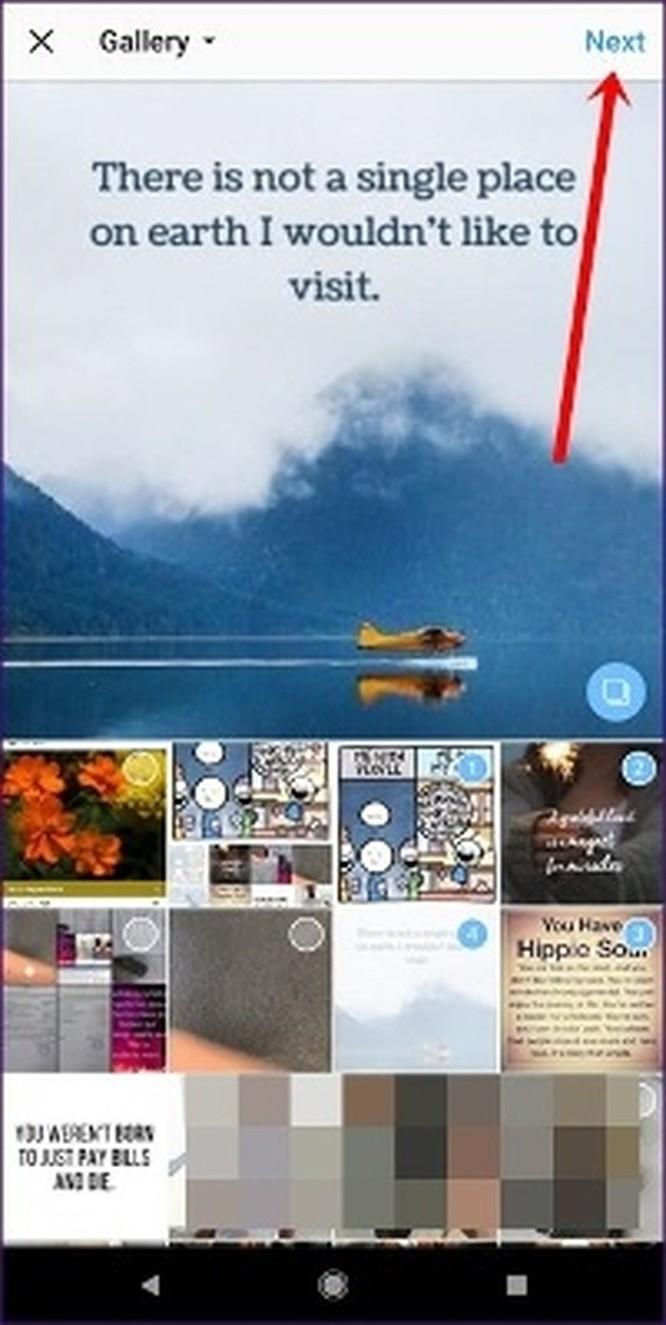Cách thêm nhiều ảnh và video vào Instagram Stories ảnh 7