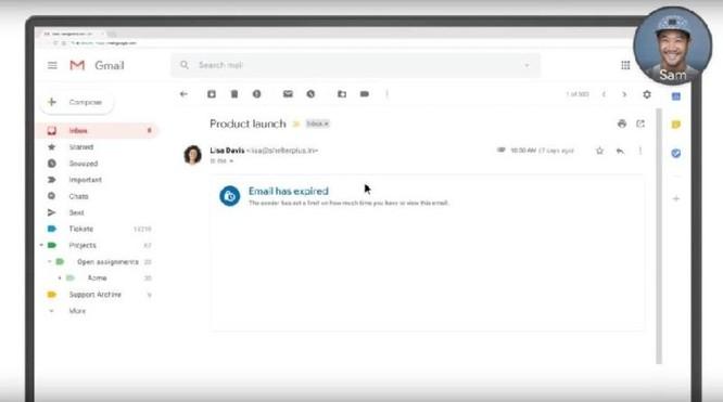 Khám phá những tính năng mới trên Gmail ảnh 8
