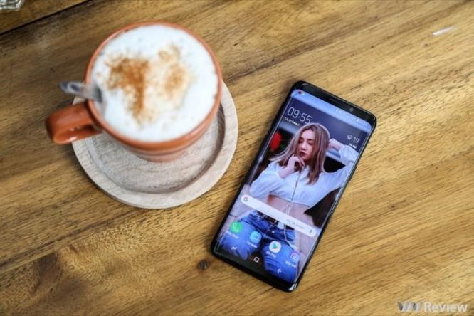 Samsung bổ sung tùy chọn bộ nhớ 128GB và 256GB cho Galaxy S9/S9+ ảnh 1