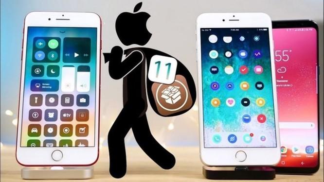 iOS 11.3 đã bị jailbreak thành công nhưng không phải ai cũng tiếp cận được ảnh 1