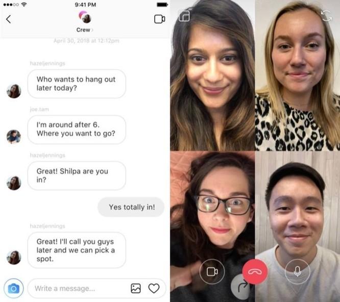 Instagram thêm tính năng gọi video, gợi ý chủ đề bằng AI ảnh 1