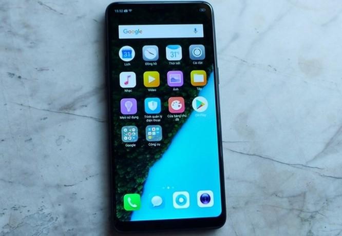 Oppo F7 có thêm phiên bản màu kim cương đen ảnh 2