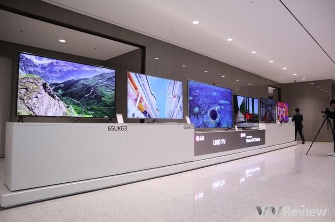 Cận cảnh loạt TV tích hợp AI của LG vừa ra mắt tại Innofest châu Á 2018 ảnh 6