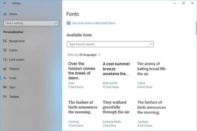 Những thay đổi của bản cập nhật Windows 10 ảnh 1
