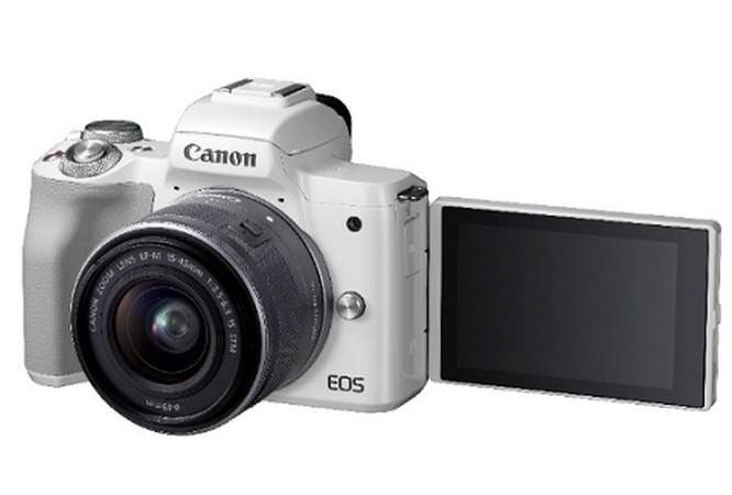 Loạt máy ảnh Canon EOS M50, EOS 1500D và EOS 3000D giá mềm lên kệ ảnh 2