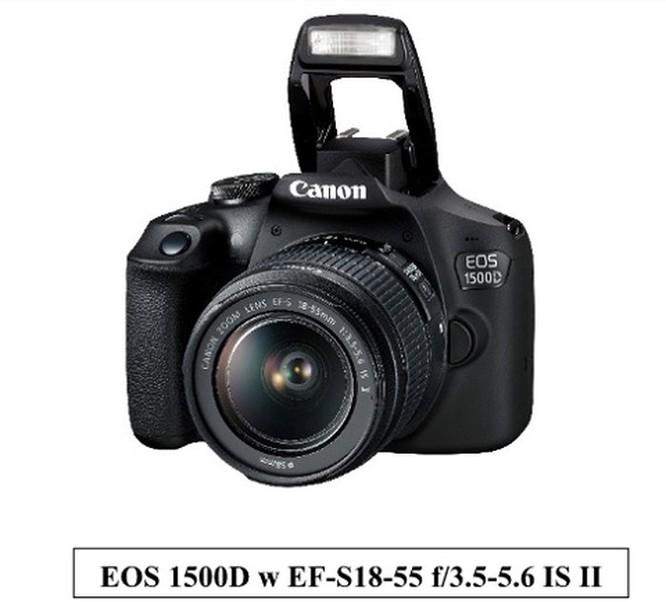 Loạt máy ảnh Canon EOS M50, EOS 1500D và EOS 3000D giá mềm lên kệ ảnh 3
