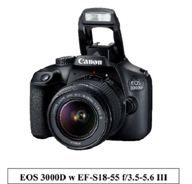 Loạt máy ảnh Canon EOS M50, EOS 1500D và EOS 3000D giá mềm lên kệ ảnh 4