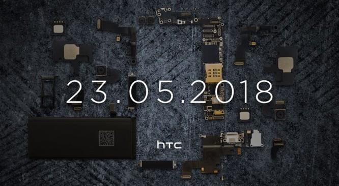 Flagship HTC U12 và U12+ sẽ ra mắt vào ngày 23/5 tới? ảnh 1