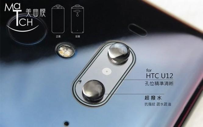 Flagship HTC U12 và U12+ sẽ ra mắt vào ngày 23/5 tới? ảnh 2