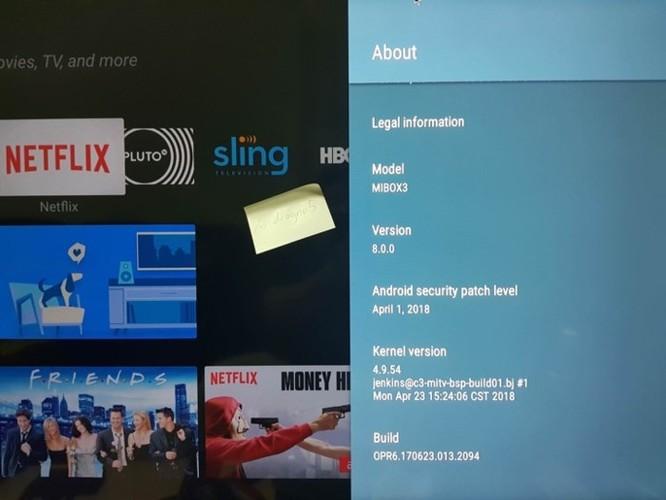 Xiaomi bất ngờ cập nhật Android 8.0 cho Mi Box 4K ảnh 3