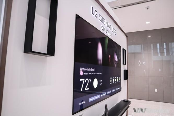 Cận ảnh loạt TV tích hợp AI của LG vừa ra mắt tại Innofest châu Á 2018 ảnh 10