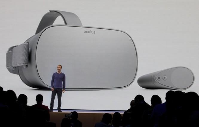 Facebook chính thức bán ra Oculus Go tại 23 quốc gia, giá khởi điểm 200 USD ảnh 1