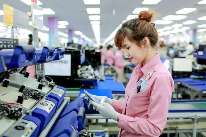 Xuất khẩu điện thoại 'Made in Vietnam' trong tháng 4 bất ngờ giảm mạnh ảnh 1