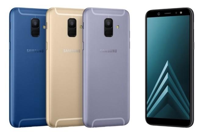 Samsung giới thiệu Galaxy A6+, điện thoại có camera selfie độ phân giải cao nhất của hãng ảnh 1