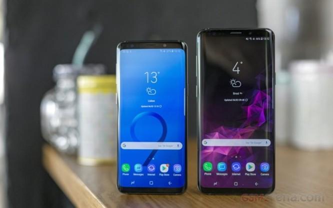Doanh số bán Samsung Galaxy S9 cũng thê thảm như iPhone X ảnh 1