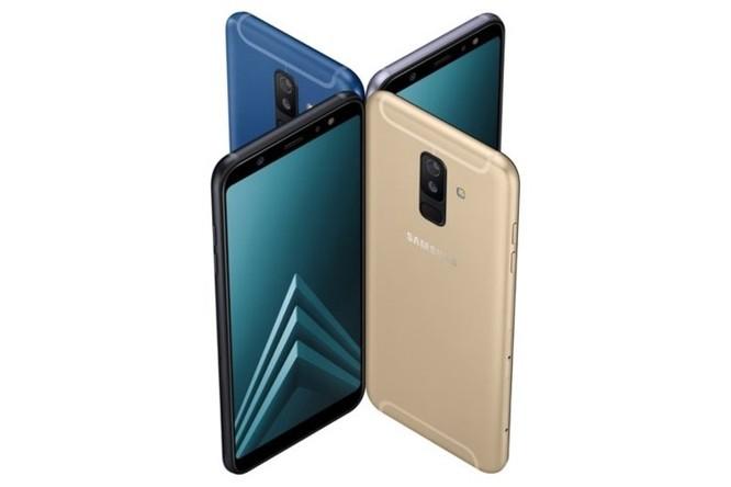 Samsung giới thiệu Galaxy A6+, điện thoại có camera selfie độ phân giải cao nhất của hãng ảnh 2