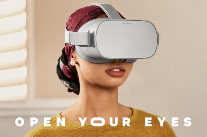 Facebook chính thức bán ra Oculus Go tại 23 quốc gia, giá khởi điểm 200 USD ảnh 2