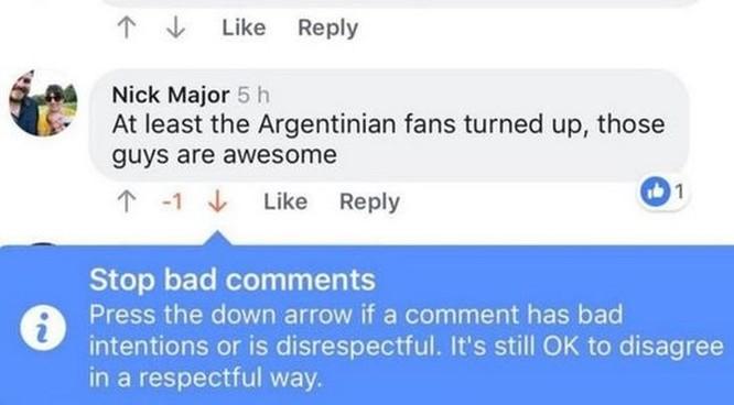 Facebook đang thử nghiệm nút bày tỏ quan điểm upvote/downvote giống với Reddit ảnh 3