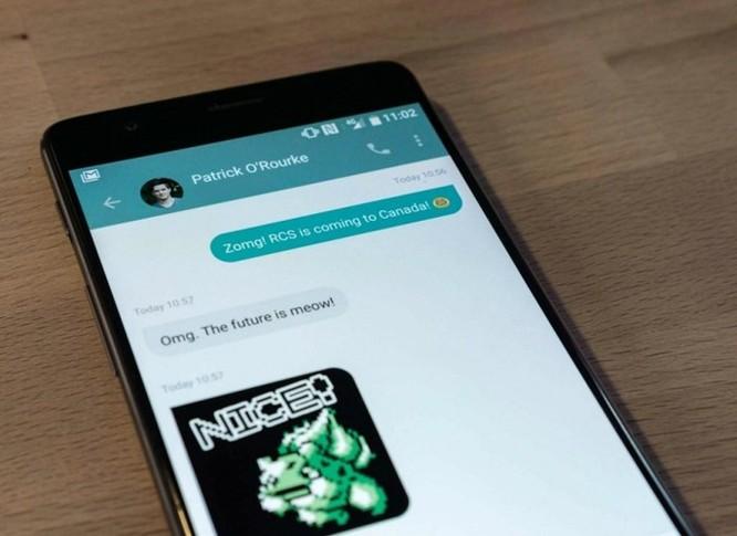 RCS, chuẩn tin nhắn kế nhiệm SMS truyền thống là gì? ảnh 3