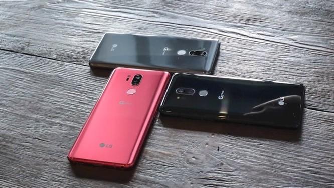 So sánh LG G7 ThinQ và LG G6 ảnh 1