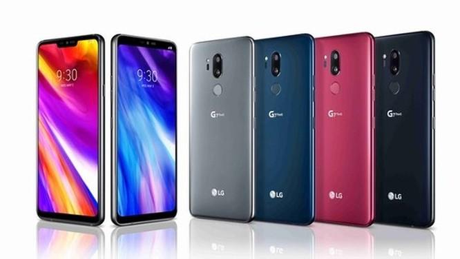 LG G7 ThinQ với G6 và V30: Đâu là sự khác biệt? ảnh 1