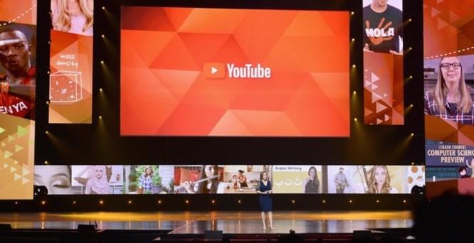 YouTube đạt 1,8 tỷ người dùng đăng nhập mỗi tháng ảnh 1