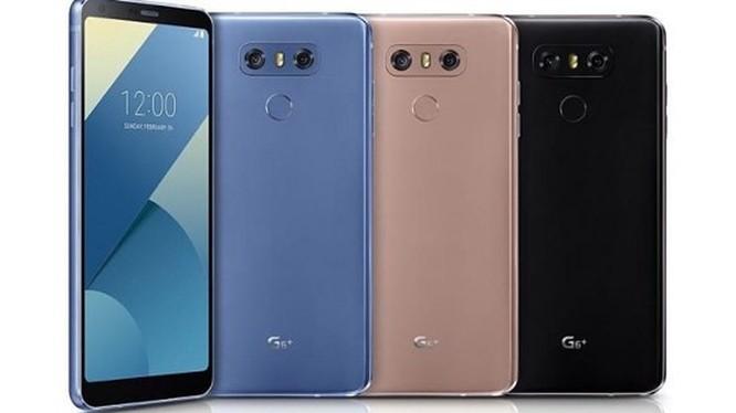 LG G7 ThinQ với G6 và V30: Đâu là sự khác biệt? ảnh 2