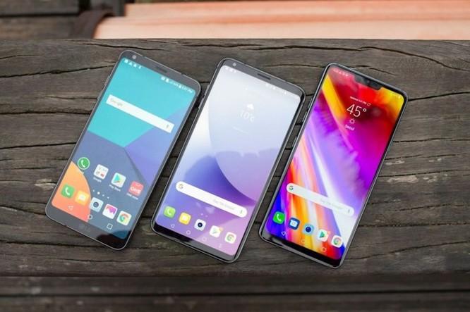 LG lên tiếng phủ nhận LG G7 ThinQ sao chép Apple ảnh 3