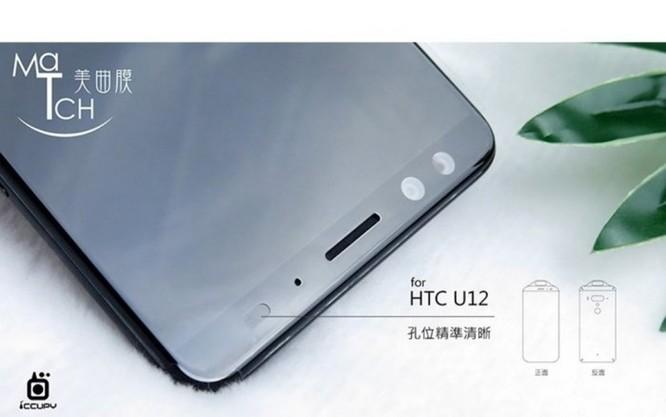 HTC U12 hay Desire 12 sẽ ra mắt tại Việt Nam vào 23/5 tới? ảnh 3