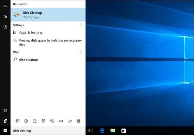 Cách giải phóng 10GB dung lượng ổ đĩa sau khi cài bản cập nhật April 2018 của Windows 10 ảnh 6