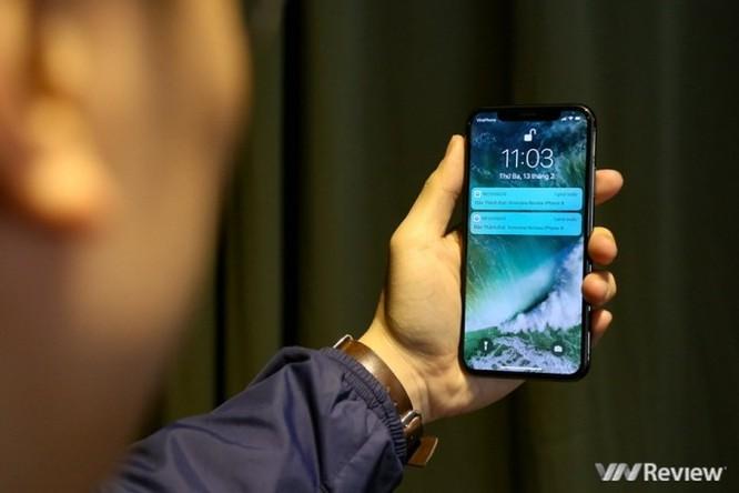 Apple cho đổi iPhone X bị lỗi Face ID ảnh 1