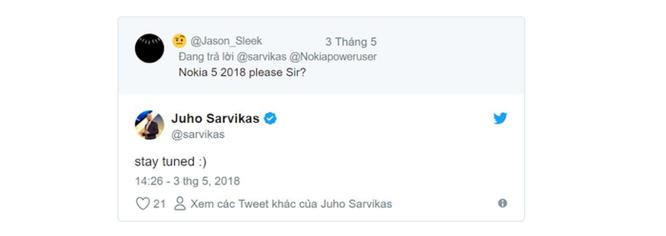 Nokia 5 (2018) chuẩn bị ra mắt? ảnh 2