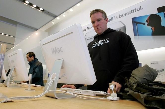 'Điểm danh' những chiếc iMac ấn tượng nhất trong 20 năm qua ảnh 3