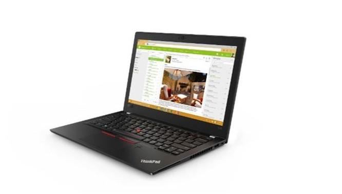 Lenovo trình làng loạt mẫu ThinkPad mới nhất của năm 2018 ảnh 3