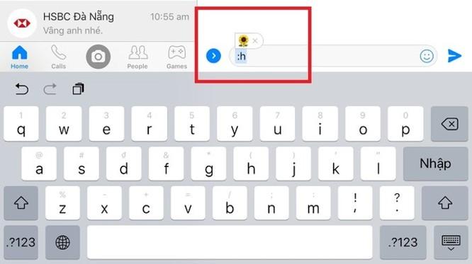 Tạo phím tắt cho Emoji trên iOS ảnh 3