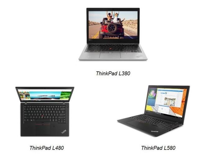 Lenovo trình làng loạt mẫu ThinkPad mới nhất của năm 2018 ảnh 5