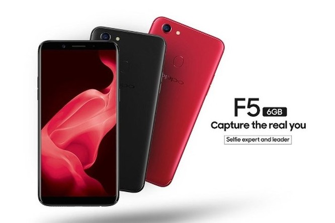 Nên chọn mua Oppo F5 hay Oppo F5 6GB? ảnh 1