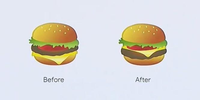 Tại sao CEO Google phải xin lỗi về biểu tượng cảm xúc bánh burger? ảnh 2