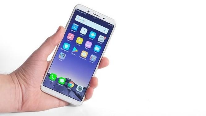 Nên chọn mua Oppo F5 hay Oppo F5 6GB? ảnh 6